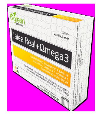 Jalea real omega 3