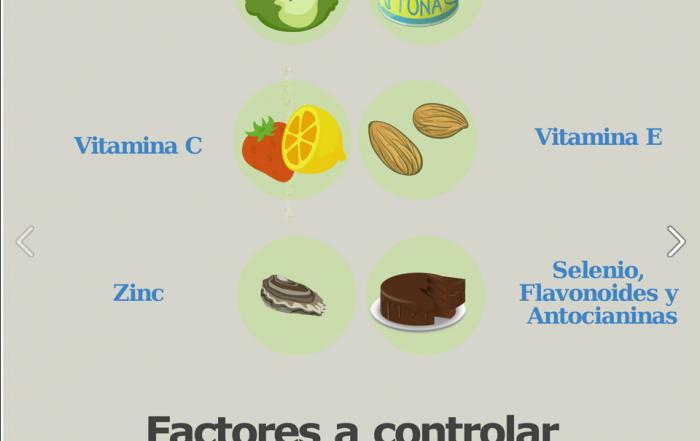 Alimentos para cuidar la salud