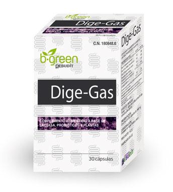 gastrointestinal dige gas