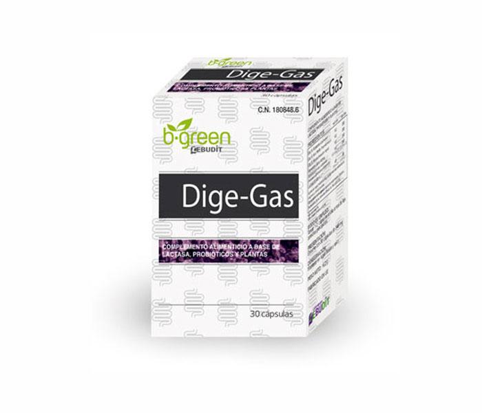Dige-Gas Normaliza el proceso digestivo